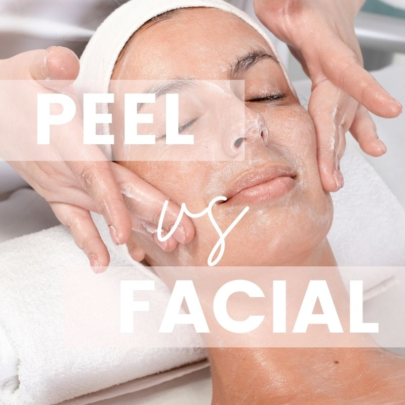 Chemical Peels Or Advanced Facials, Which One is For Me?